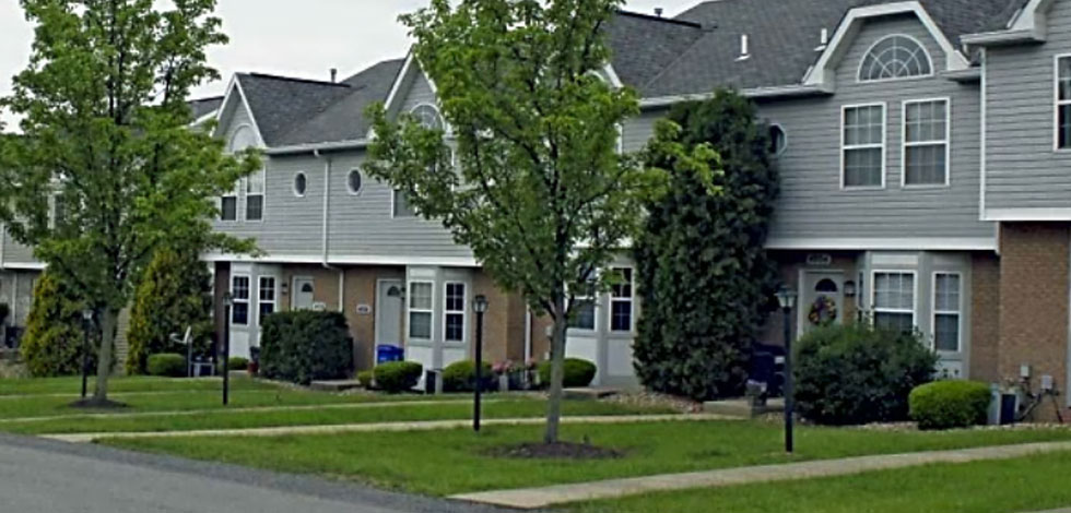 Pittsburgh Townhomes Hawthorne